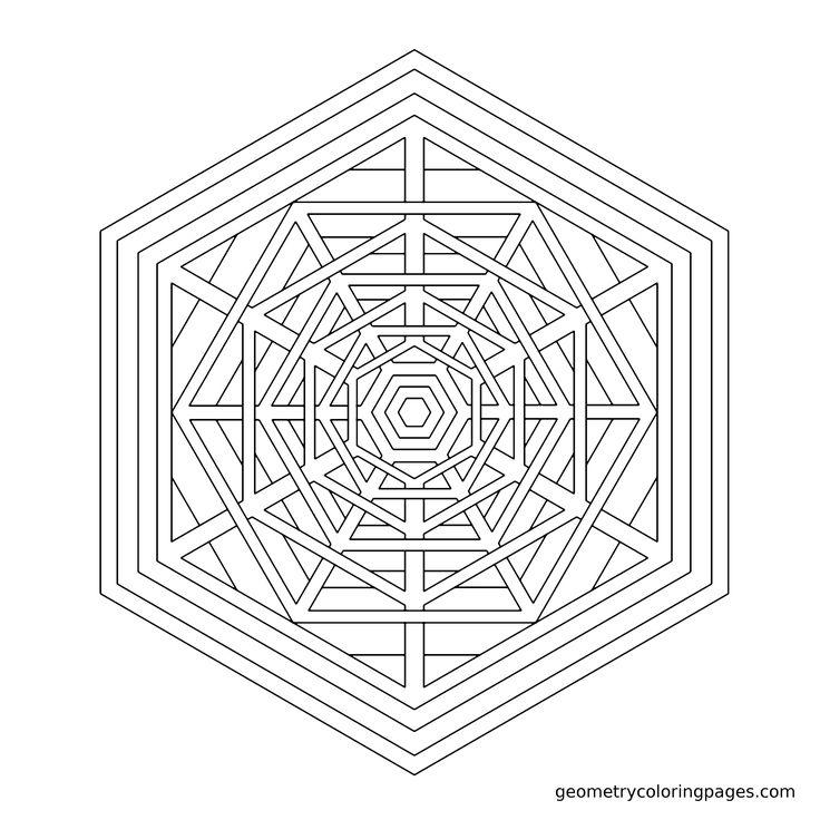 lattice from geometrycoloringpagescom mandala coloringcoloring bookscoloring pagessundiallatticessilhouettesgeometrydoodlesmotif