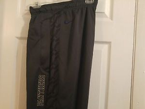 NEW Nike Dri-Fit Pittsburgh Panthers PITT Football Training Pants Men's Large L