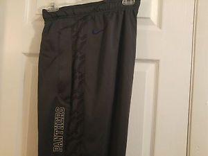 NEW Nike Dri-Fit Pittsburgh Panthers PITT Football Training Pants Men's Large L