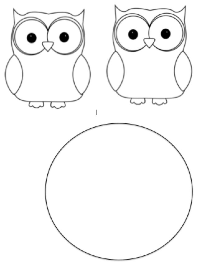 owl template for modified wise owl craft solomon asks for wisdombible