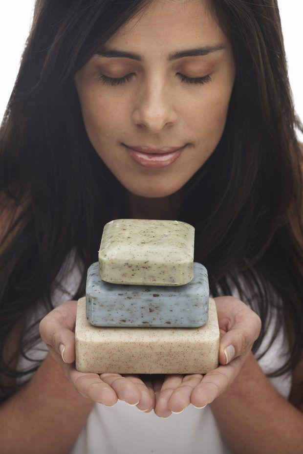 Receta de jabón con glicerina y sal de mar