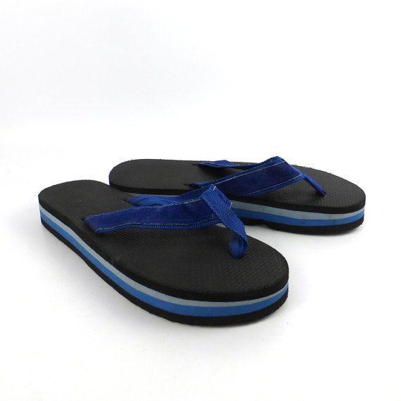 93760c83854c 1980s Flip Flops