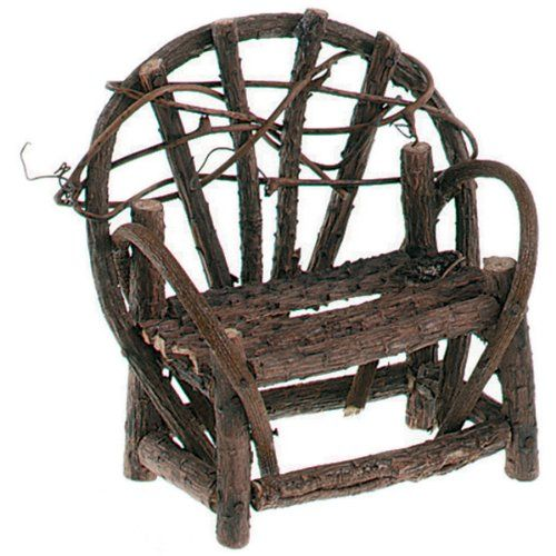 Miniature Bentwood Twig Love Seat for Your Fairy Garden or Gnome Village - 3.75 Inches Wide X 4 Inches High Darice http://www.amazon.com/dp/B0054G63VK/ref=cm_sw_r_pi_dp_2-Fkub0KBVC48