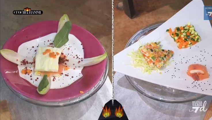 Ecco cosa si può ottenere con un semlice uovo e tanta fantasia!  Cuochi e Fiamme, sempre ottime #ricette e #idee per il #menu di ogni giorno