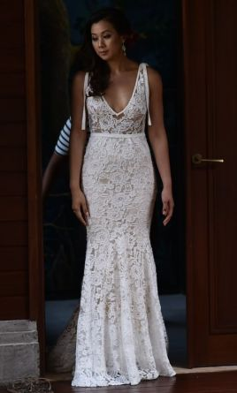 Fresh Inbal Dror buy this dress for a fraction of the salon price