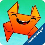 Play-Orimagami Ocean: ένα διασκεδαστικό παιχνίδι κατασκευών για τα πλάσματα του ωκεανού.