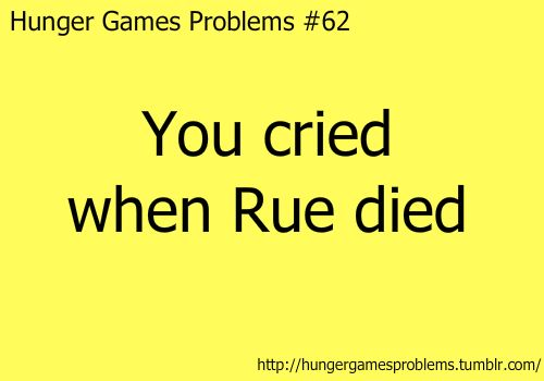 i know i did...Who didn't?: Hunger Games Problems, The Hunger Games, True Facts, Girls Problems, Sadness Bethhcoxx, Dr. Who, Soooo Funny, Didnt, True Stories