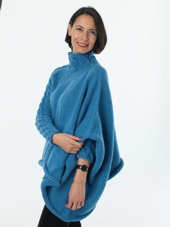 Suéter de billete de ida por NihanAltuntas en Etsy