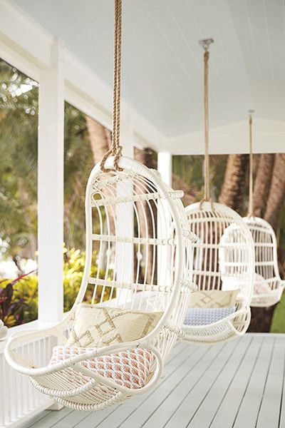 Hang Out Porch - Serena & Lily's New Catalog Is Warm Weather #Goals - Photos