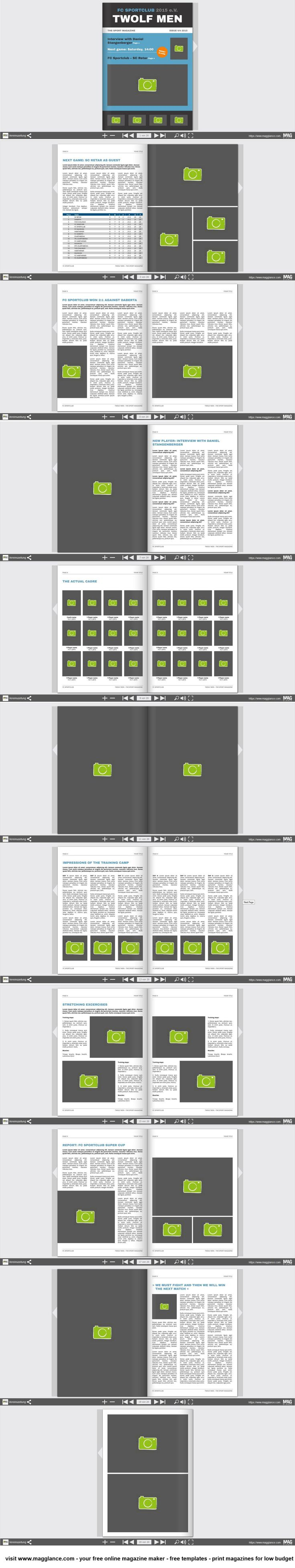 Gemütlich Zeitung Vorlage Leer Bilder - Entry Level Resume Vorlagen ...