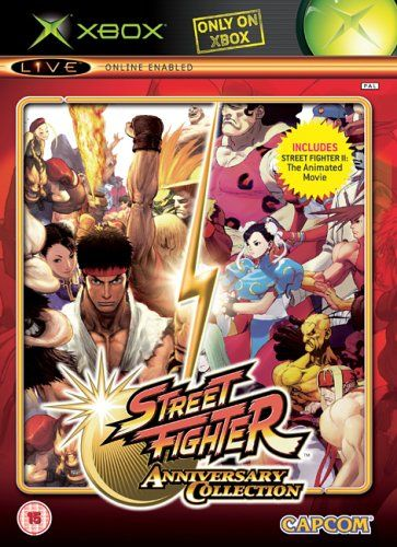 From 6.78:Street Fighter Anniversary (xbox)