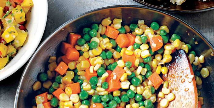 Buttered Corn Carrots And Peas Recipes Yummy Ph