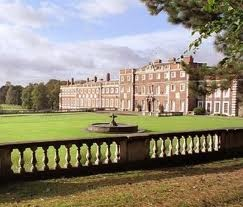 Knowsley Hall - ancestral home to the Earls of Derby - Knowsley, Prescot, Merseyside, England
