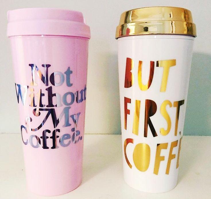 Coole Thermo-Kaffeebecher von Ban.do aus LA. Wir haben sie endlich im Shop 😀👍 www.idreamelephants.com