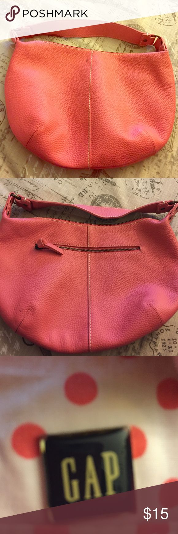 Pink gap purse Pink purse GAP Bags Totes