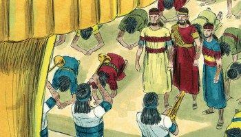 Shadrach, Meshach and Abednego (Preschool Bible Lesson)