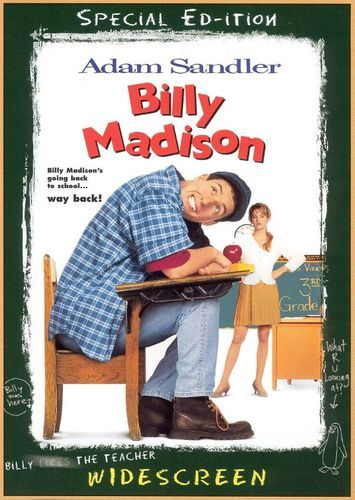 Billy Madison [WS] [Special Edition] [DVD] [1995]