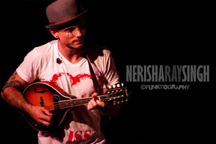 Kahn Morbee - Lead Vocalist The Parlotones Nerisha Ray Singh FUNKtography