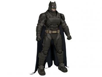 Batman Armadura - Bandeirante Agora o Batman e seu filho vão poder patrulhar juntos as ruas de Gotham City e sair à caça do Coringa, do Pinguim, do Charada... todos os vilões do Homem Morcego e mais qualquer outro que você inventar!