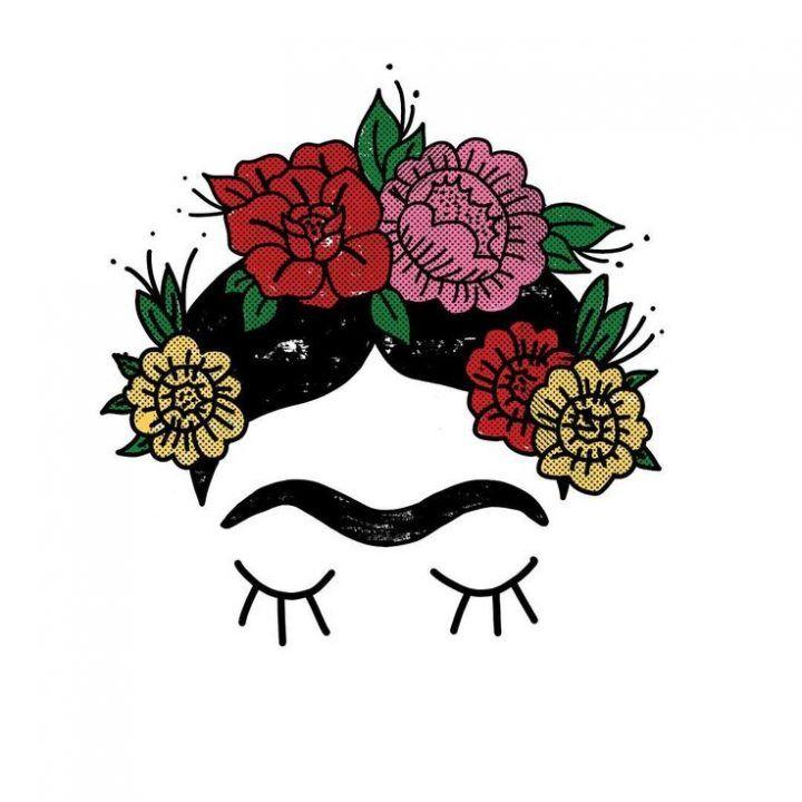 Diy5crafts Com Has Expired Frida Kahlo Caricatura Frida Kahlo Dibujo Frida Dibujo