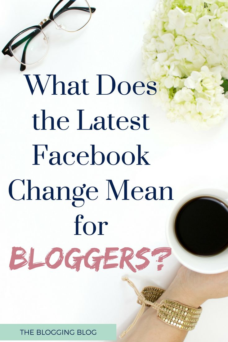 Facebook regularly change their algorithms and how the site works but this latest Facebook change has caused concern among bloggers and businesses.  Find out what the change is about and what you can do to work with it #facebook #socialmedia #algorithm #newsfeed