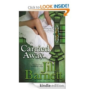 $1.99 Carried Away by Jill Barnett: Amazon.com: Kindle Store Daily Deal  http://amzn.to/ZsxTwz