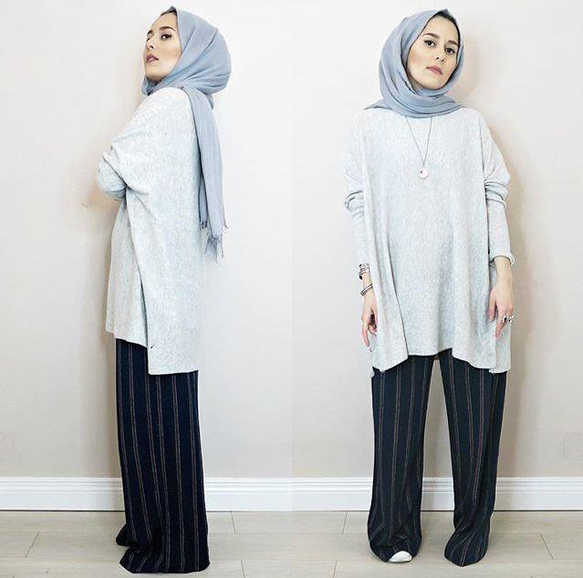 Dina Tokio #hijabfashion