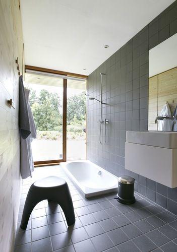 Die besten 25+ Scandinavian bathtubs Ideen auf Pinterest Moderne - badezimmer japanischer stil
