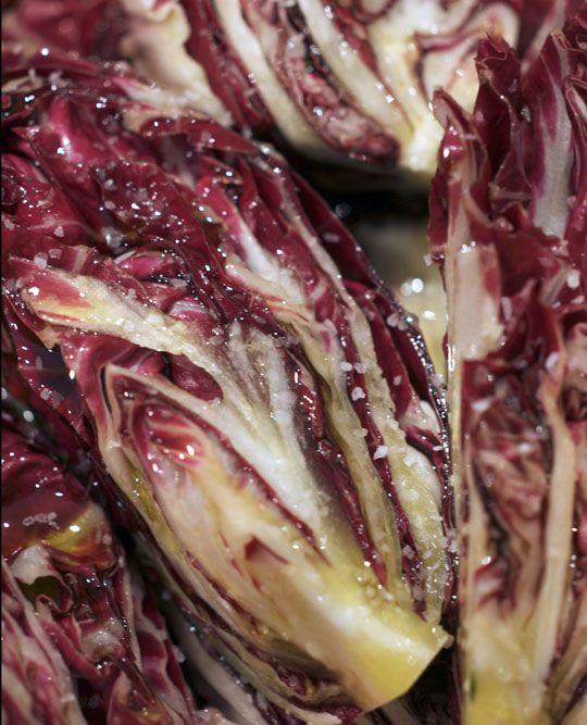 Grilled Radicchio, Michael Ruhlman | food | Pinterest