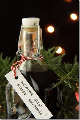 Nalewka Bożonarodzeniowa / Christmas Liqueur