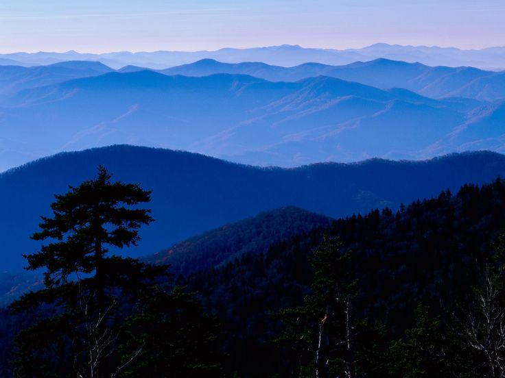 smoky mountains | Free HQ Great Smoky Mountains National Park Tennessee Wallpaper - Free ...
