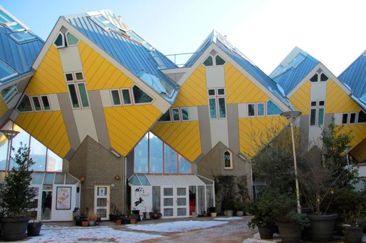 Read Five reasons to visit Rotterdam