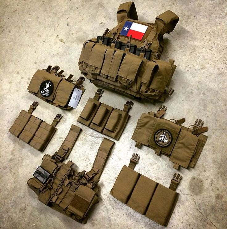 Velocity Systems Lightweight PC and Chest Rigs