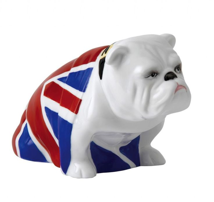 OMG, you really can buy it.  The British Bulldog Paperweight from Skyfall.