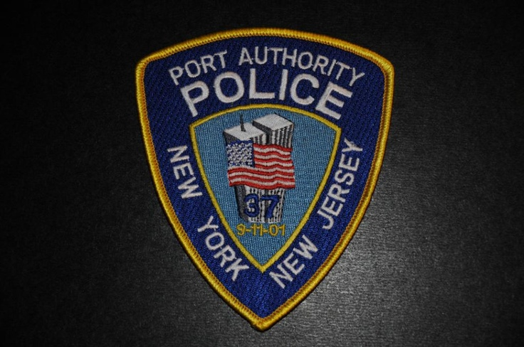 New York/New Jersey Port Authority Police Patch Misc