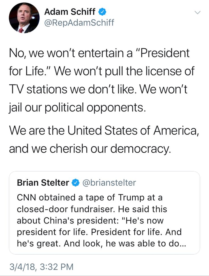 """Lmaooooo """"And he's great."""" You know what China is? Socialist. You know what the president for life deal is? Socialist. You know what Trump keeps dragging up against people he doesn't like? Accusations of socialism. Fucking bastard."""