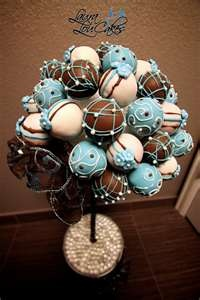 cool idea for a party or baby/bridal shower