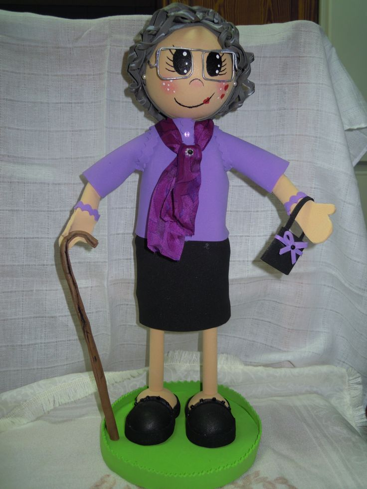 dulce abuela fofucha