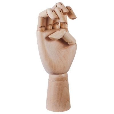 Wooden Hand, medium i gruppen Innredningsdetaljer / Dekorasjon / Trefigurer & Skulpturer hos ROOM21.no (110500)