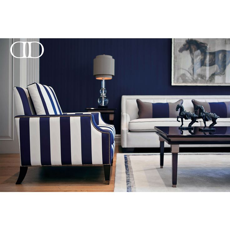 The Perfect Setting: Contrasting bold blue and light neutral colors make an excellent statement on Dorya's Izmir Sofa and Pera Chair #Dorya #DoryaInteriors #DoryaHome #Furniture #Home #HomeFashion #Interior #InteriorDesign #Trend #Trending #Luxury #LuxuryLiving #ChicDesign #Sofa #Chair #OccasionalTable #BoldBlue #HandCraftedwithPerfection