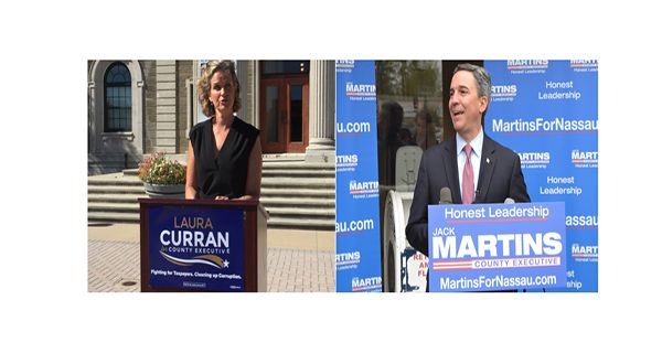 LIA to host debate in race for Nassau County exec race