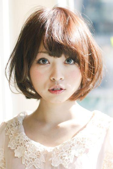 Softly softly Bob Short / Short Bob | hair style | [Beauty] of Ginza AFLOAT JAPAN / Japan afloat [Chuo-ku, Tokyo]