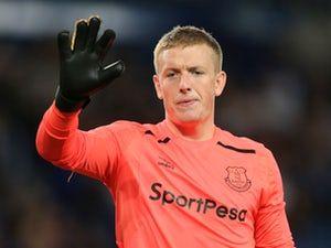 Jordan Pickford: 'Everton must be ambitious'