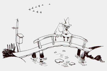 Muumipeikko ja Nuuskamuikkunen