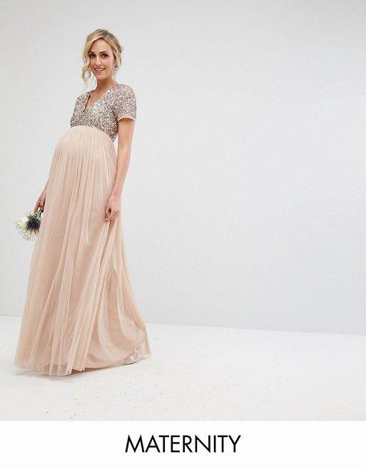 fb8e59fd282e7 Discover Fashion Online | Maternity clothing | Maternity bridesmaid dresses,  Asos maternity dresses, Maternity dresses