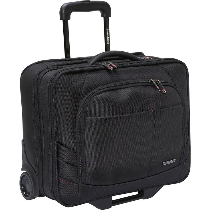 Buy the Samsonite Xenon 2 Mobile Office - PFT at eBags - Perfect for the daily commute or the occasional business trip out of town, this mobile office lets y