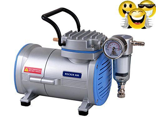 #savebig Each #Rocker vacuum pump is maintenance-free, oil-free, and produces no air pollution. Incorporated thermal protection switches automatically shut down ...