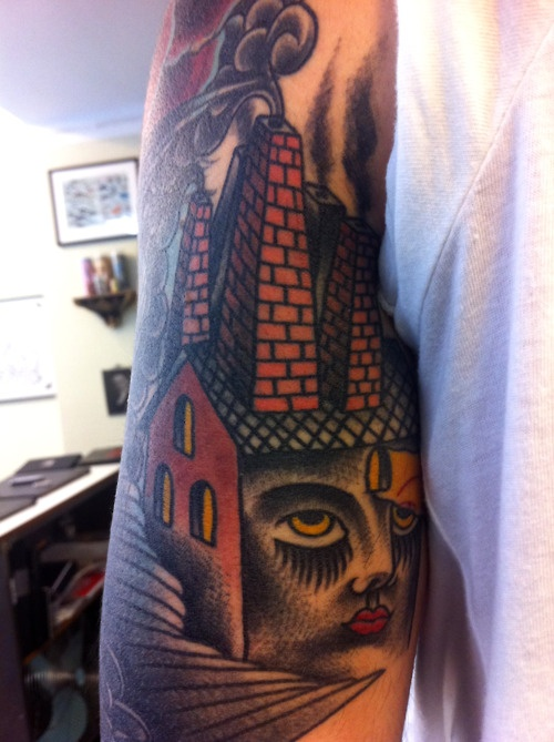 Joel from Salvation Tattoo