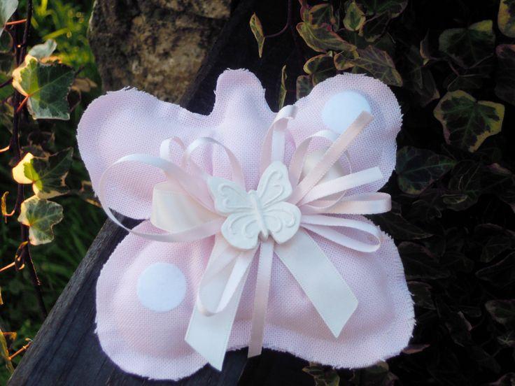Фавор бабочки хлопка мягкий, полностью ручной работы. С двойными луки сатина и бабочки душистые штукатурки Матильда М.