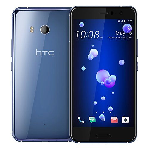 HTC U11 Factory Unlocked Phone  http://topcellulardeals.com/product/htc-u11-factory-unlocked-phone/  Edge sense: squeeze to open and interact with your favorite Features. USONIC HEADPHONES: Active noise cancelling headphones personalize sound output to your ears. Always on: 4-way directional microphones enable advanced voice command functionality.